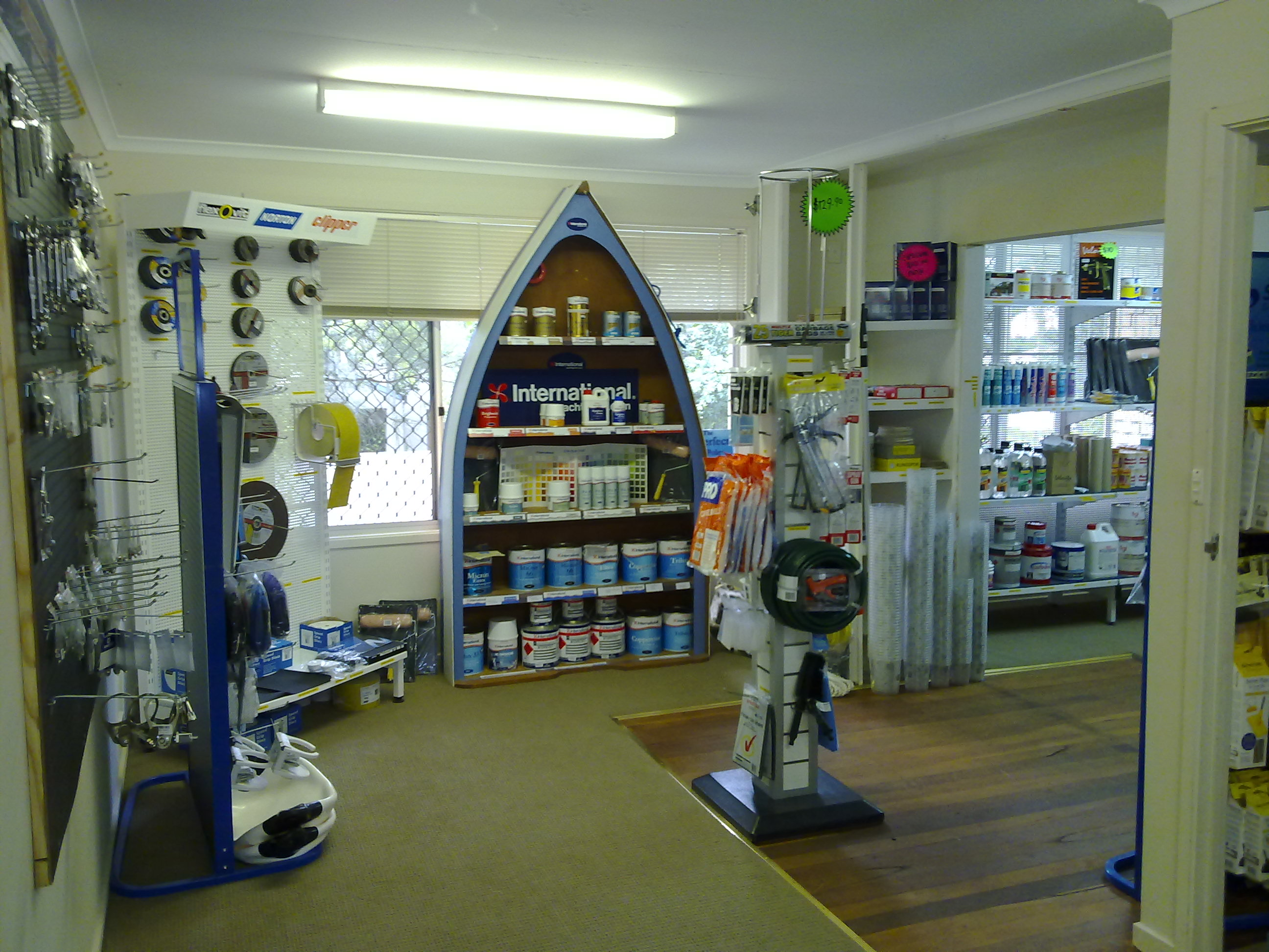 chandlery service gold coast
