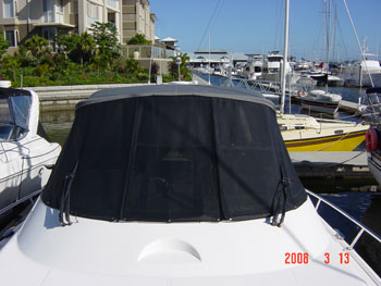 mesh boat covers